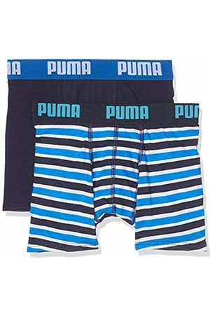Puma Boys BASIC BOXER PRINTED STRIPE 2P