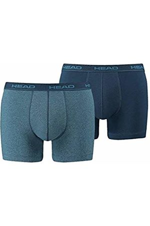 Head Men's Basic Boxer Shorts (Pack of 2)