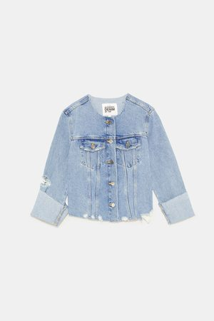 Zara AUTHENTIC DENIM JACKET
