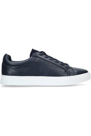 Kurt Geiger Worthing - navy low top trainers