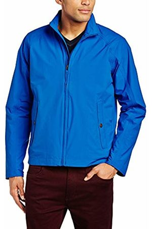 Timberland Clothing Men's HV Mount Clay Bomber Turkish Sea Raincoat