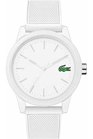Lacoste Mens Analogue Classic Quartz Watch with Silicone Strap 2010984