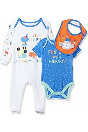 Mothercare Baby Boys' Mummy & Daddy Clothing Set