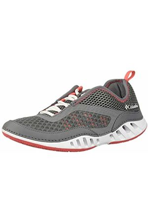 Columbia Women's Drainmaker 3D Water Shoes, (Ti Steel, Coral 033)