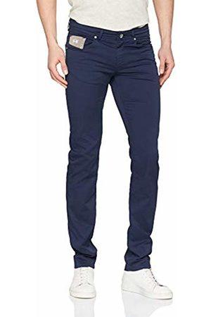 La Martina Men's Carryover 5pkt LGT Str Twill Slim Jeans