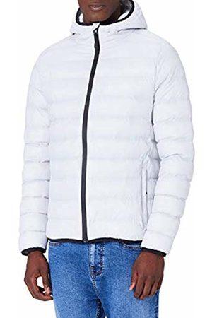 MERAKI Men's Puffer Jacket with Hood