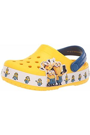 Crocs Unisex Kids' Fun Lab Minions Multi Clog Kids Clogs