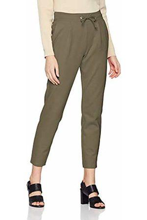JDY Women's pretty Pant JRS Noos Trouser, Castor Gray