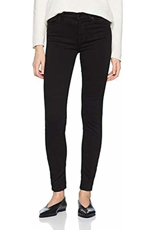 Seven for all Mankind Women's Hw Skinny Jeans, (Slim Illusion Luxe Rinsed 0bf)