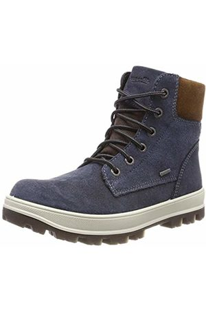 Superfit Boys' TEDD Snow Boots, (Blau_94)