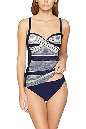 Sunflair Women's Lady in Blue Tankini