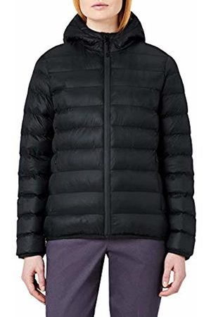 MERAKI Women's Puffer Jacket with Hood