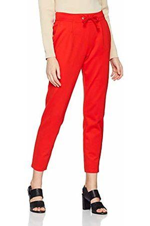 JDY Women's pretty Pant JRS Noos Trouser, Fiery