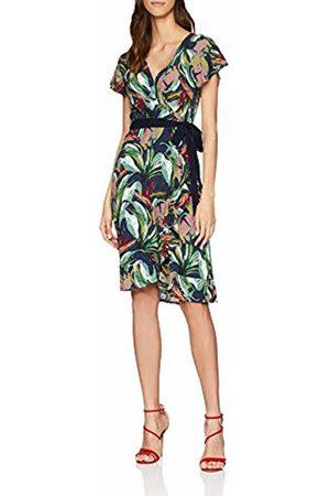 Morgan Women's 191-rtuly.n Party Dress, Multico