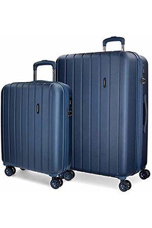 MOVOM Wood Luggage Set, 65 cm