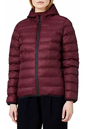 MERAKI Women's Puffer Jacket with Hood