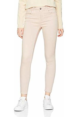 ONLY NOS Women's Onlblair Mid Sk Ankle Pant PNT Noos Trouser, Peach Whip