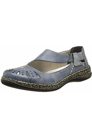 Rieker Women's 46315/12 Lace-Up Flats 5