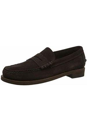 SEBAGO Men's Classic Dan Suede Boat Shoes, (Dk 901)