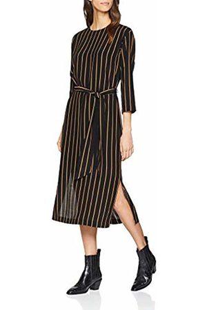 Selected Femme NOS Women's Slfalessa 7/8 Midi Dress B