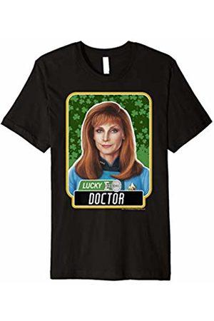 Star Trek Next Generation St. Patty's Doctor Graphic T-Shirt