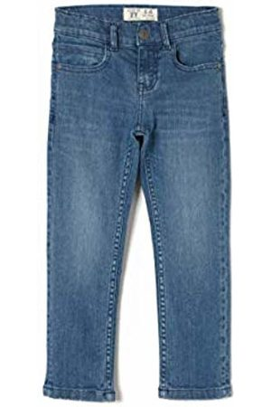 ZIPPY Boy's Zb0402_455_6 Jeans, (Medium Denim 2565)