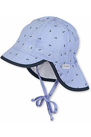 Sterntaler Baby Boys' Schirmmütze M. Nackenschutz Hat