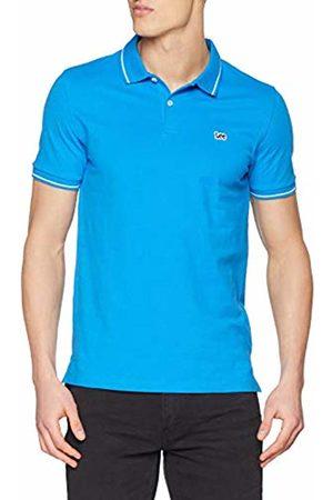 Lee Men's Pique Polo T-Shirt, (Dipped La)