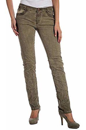 Timezone Women Trousers - Women's TamikaTZ 5-pocket pants 16-0286 Straight Trousers