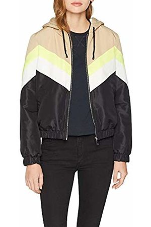 New Look Women's Colourblock Fleece 6058575 Jacket