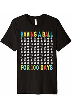 Happy 100 Days Of School Shirts Boys 100 Days Of School Shirt Pun 100th Day Sport Soccer