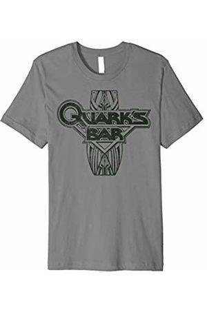 Star Trek Next Generation Quark's Bar Logo Graphic T-Shirt