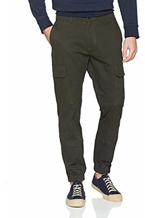 New Look Men's Elasticated Cargo 6137807 Trousers