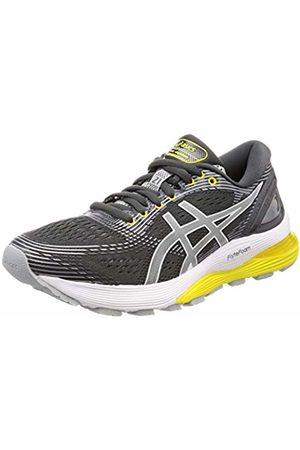 Asics Women's Gel-Nimbus 21 Running Shoes, (Dark Mid 021)