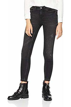 JDY Women's skinny Reg Jake Ankl G Jeans DNM Noos Skinny Dark Denim