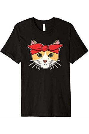 Cute & Adorable Gangster Thug Bandana Cat T-Shirts Cute & Adorable Gangster Bandana Cat Thug Kitty T-Shirt