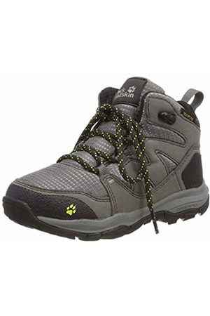 Jack Wolfskin Unisex Kids' MTN Attack 3 Texapore Mid K Wasserdicht High Rise Hiking Shoes, (Tarmac 6011)