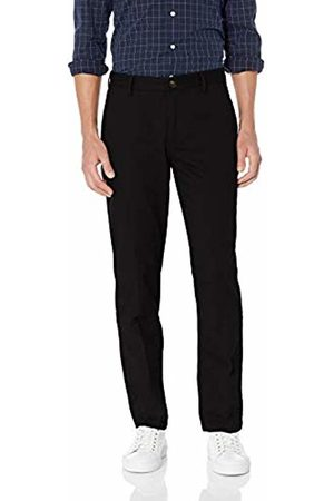 Amazon Essentials Men's Standard Straight-Fit Wrinkle-Resistant Flat-Front Chino Pant, True