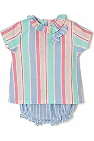 ZIPPY Baby Girls' Ztg0601_455_2 Clothing Set, (Flamingo 590)