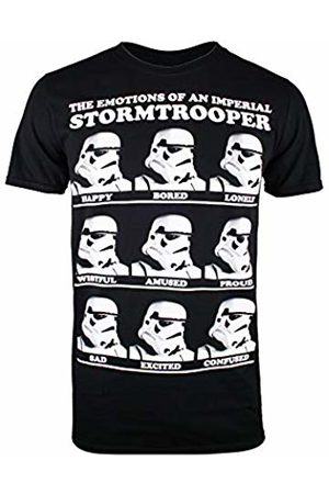 STAR WARS Men's Trooper Emotions T-Shirt