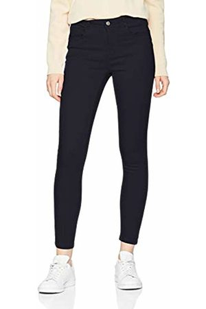 ONLY NOS Women's Onlblair Mid Sk Ankle Pant PNT Noos Trouser, Night Sky