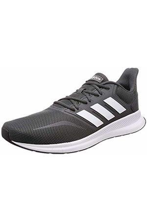 adidas Men's Runfalcon Running Shoes, Grigio Six/FTWR /Core