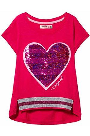 Desigual Girl Knit T-Shirt Short Sleeve (ts_calonge)