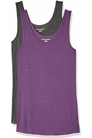 Amazon Essentials WAE45056SP18 Jumpers for Women, (Dark /Charcoal Heather)