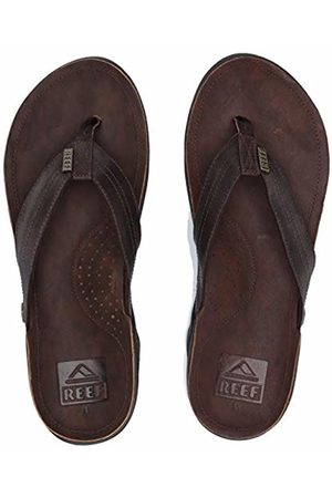 Reef Men's J-Bay Iii Flip Flops, Bro/Dark B Db2