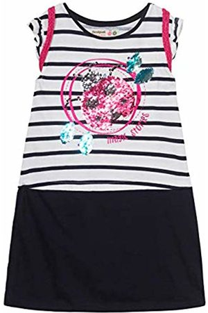 Desigual Girl Knit Dress Sleeveless (Vest_Bamako)