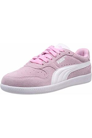 Puma Unisex Kids' Icra Trainer SD Jr Low-Top Sneakers, (Pale )