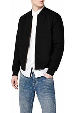 find. Cotton Canvas Bomber Jacket