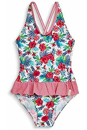 Esprit Girl's Hawai Beach Mg Swimsuit Fuchsia 660