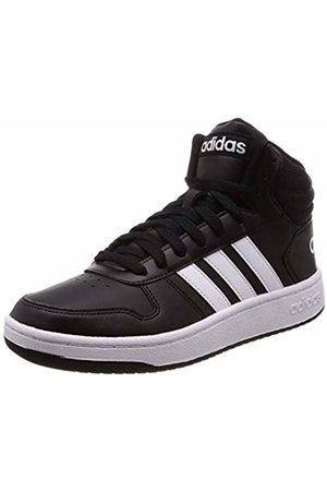 adidas Men's Hoops 2.0 Mid Basketball Shoes, FTWR /Core